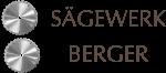 Sägewerk Berger Logo